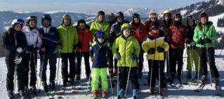 Sci Club Monte Subasio Assisi, successo per la settimana bianca 2020 a Plan de Corones (FOTO)